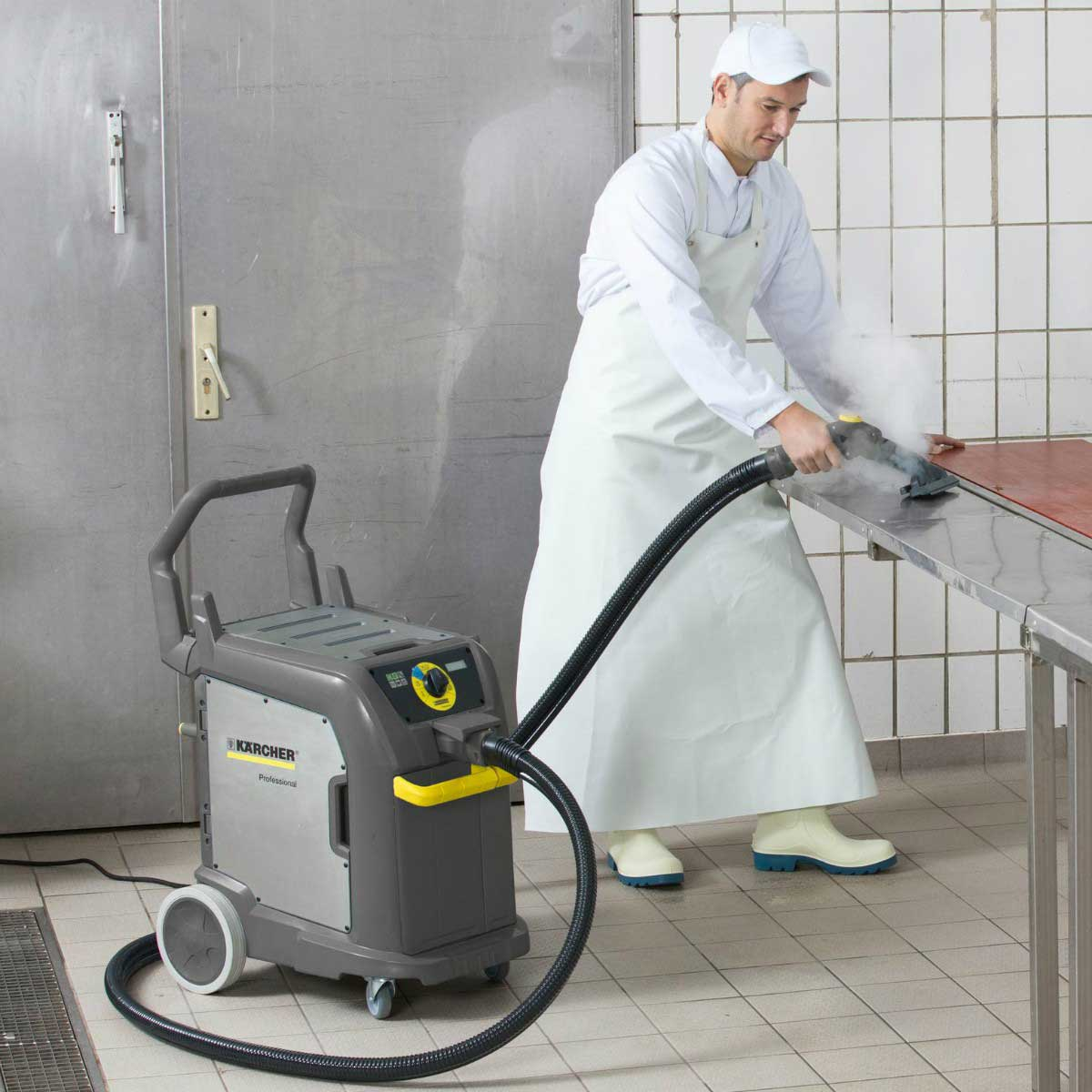 Steam Cleaners For Hygiene In Kitchens Amp Hospitals Clean