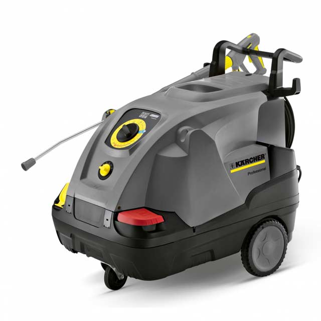 HDS 6 12 Hot Pressure Washer